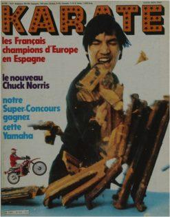 KARATE BUSHIDO JUIN 1980