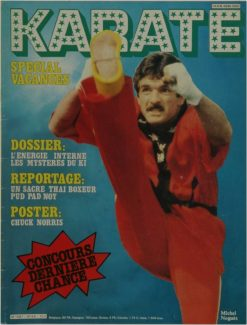 KARATE BUSHIDO JUILLET AOUT 1980