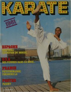 KARATE BUSHIDO FEVRIER 1981