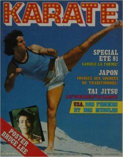 KARATE BUSHIDO JUILLET AOUT 1981
