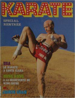 KARATE BUSHIDO SEPTEMBRE 1981