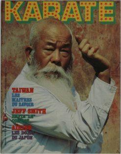 KARATE BUSHIDO OCTOBRE 1981