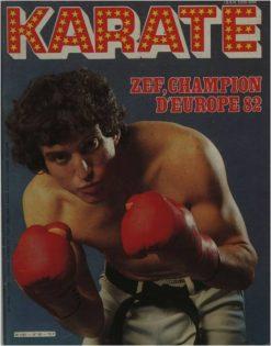 KARATE BUSHIDO FEVRIER 1982
