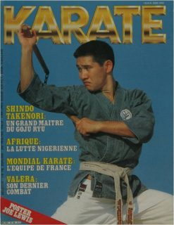 KARATE BUSHIDO NOVEMBRE 1982