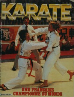 KARATE BUSHIDO FEVRIER 1983
