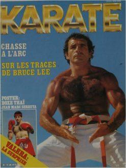 KARATE BUSHIDO OCTOBRE 1983