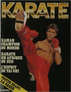 KARATE BUSHIDO NOVEMBRE 1983