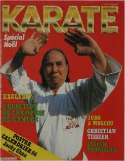 KARATE BUSHIDO DECEMBRE JANVIER 1983