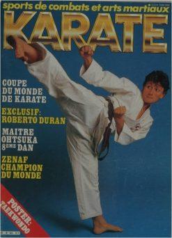 KARATE BUSHIDO MAI 1984