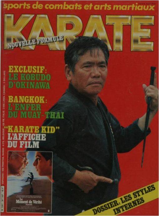 KARATE BUSHIDO OCTOBRE 1984