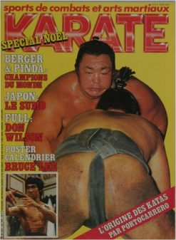 KARATE BUSHIDO DECEMBRE JANVIER 1984