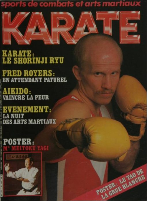 KARATE BUSHIDO MARS 1985