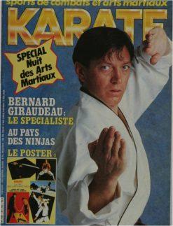 KARATE BUSHIDO AVRIL 1985