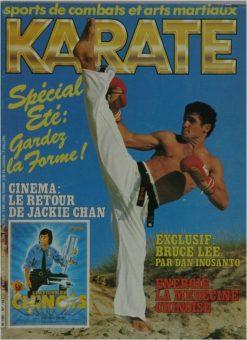 KARATE BUSHIDO SEPTEMBRE 1985