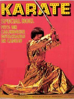 KARATE BUSHIDO n°29 JANVIER 1977 EN NUMERIQUE