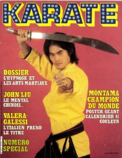 KARATE BUSHIDO n°69 DECEMBRE 1980 EN NUMERIQUE