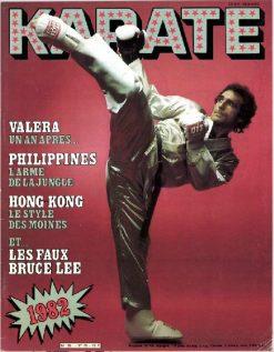 KARATE BUSHIDO n°79 DECEMBRE 1981 EN NUMERIQUE