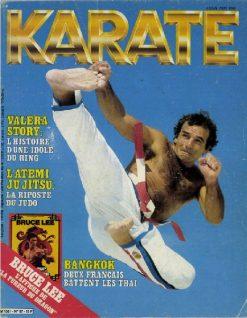KARATE BUSHIDO n°87 OCTOBRE 1982 EN NUMERIQUE