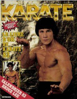 KARATE BUSHIDO n°89 DECEMBRE 1982 EN NUMERIQUE
