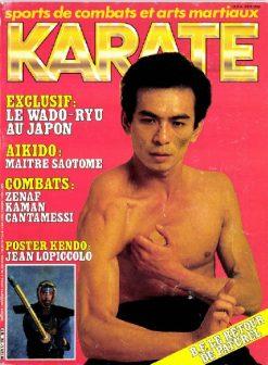 KARATE BUSHIDO n°110 DECEMBRE 1984 EN NUMERIQUE