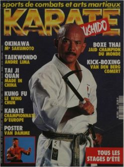 KARATE BUSHIDO JUIN 1992