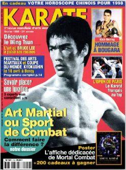 KARATE BUSHIDO n°254 FEVRIER 1998 EN NUMERIQUE