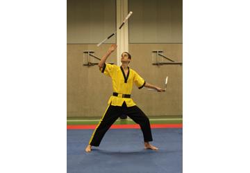 Ricardo de Jong - 7 Challenge Bruce Lee