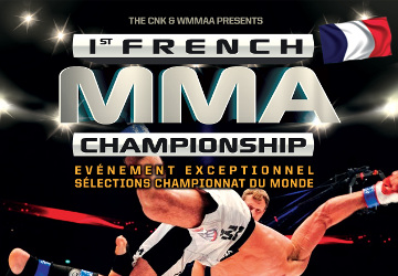 1 th French MMA Championship