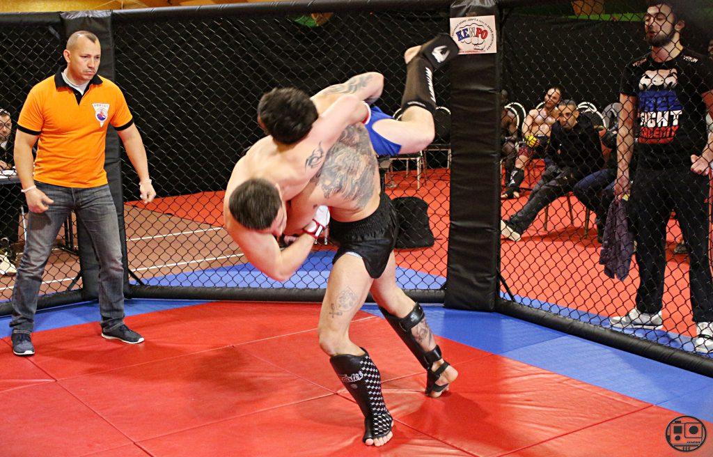 fight 16