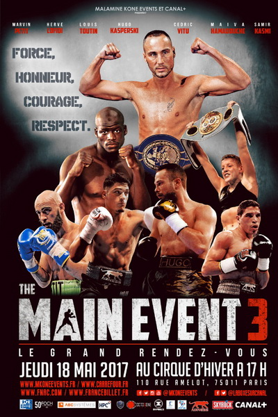 main event 3 aff