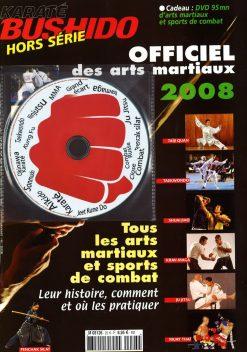 Officiel des Arts Martiaux 2008
