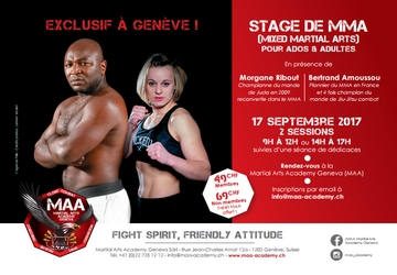 MMA stage genève