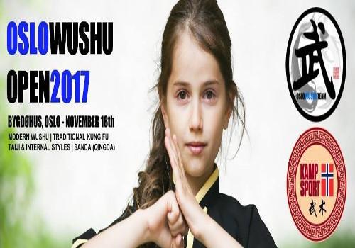 Oslo Wushu Open