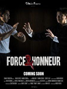 Force & Honneur - Poster officiel