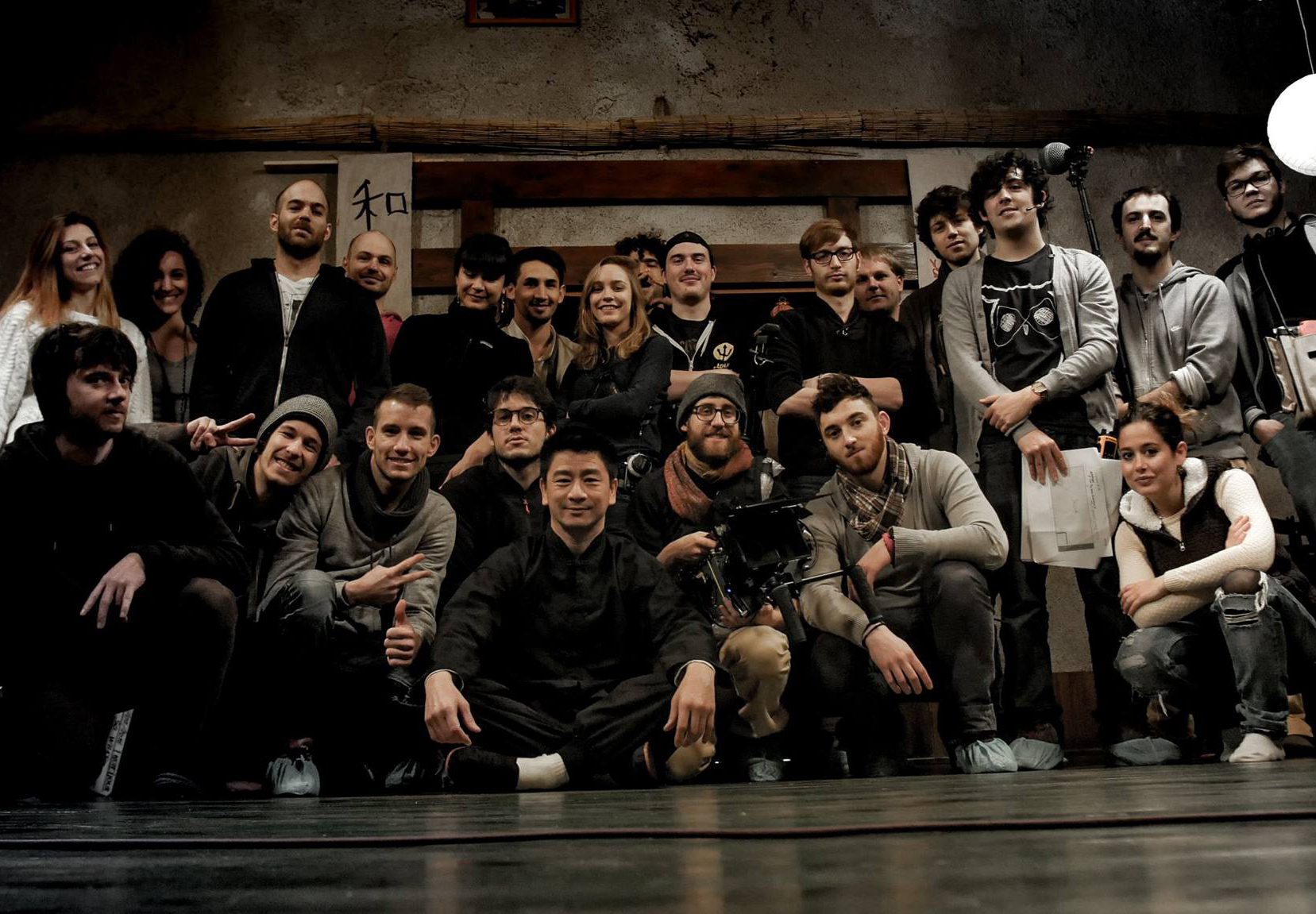 Force et Honneur crew mai 2015