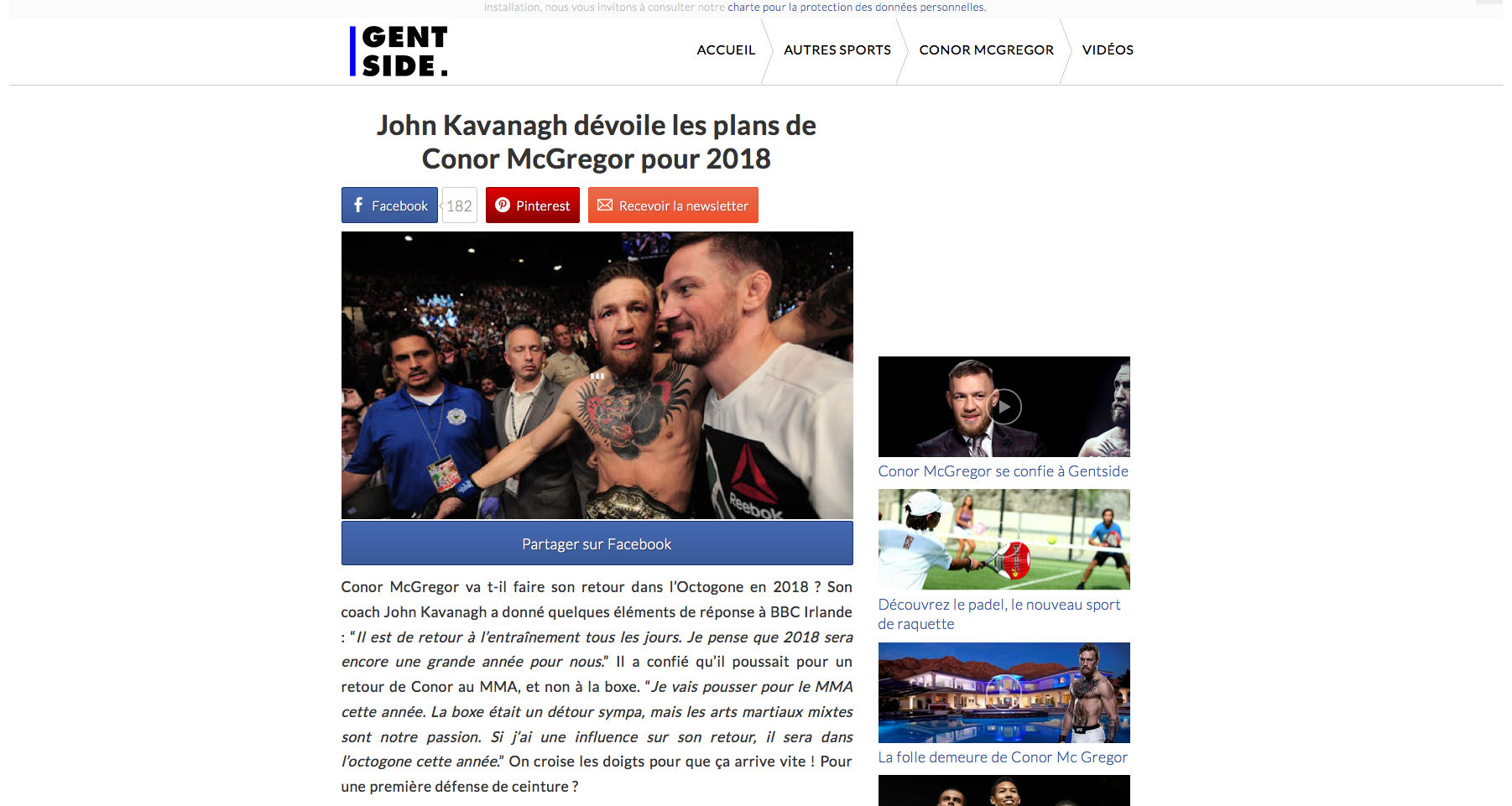 McGregor et son coatchmage 7