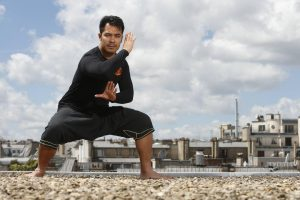 Silat cercle ouvert 1