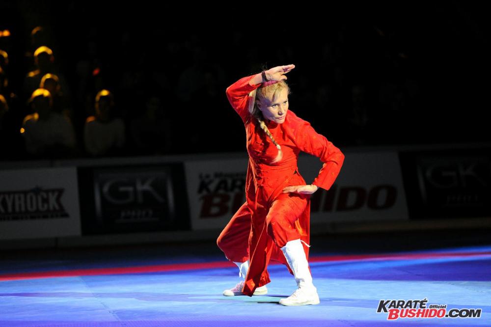 Démonstration en douceur de Bagua Zhang