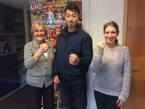 Le Champion du Monde Soshei Kamada sera présent au Festival des Arts martiaux