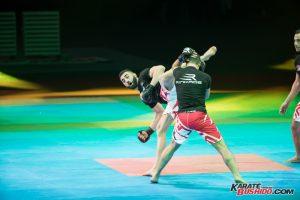 Démonstration impressionnante de MMA