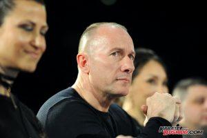 Pascal Soetens, membre du Jury pour le 8ème Challenge Bruce Lee