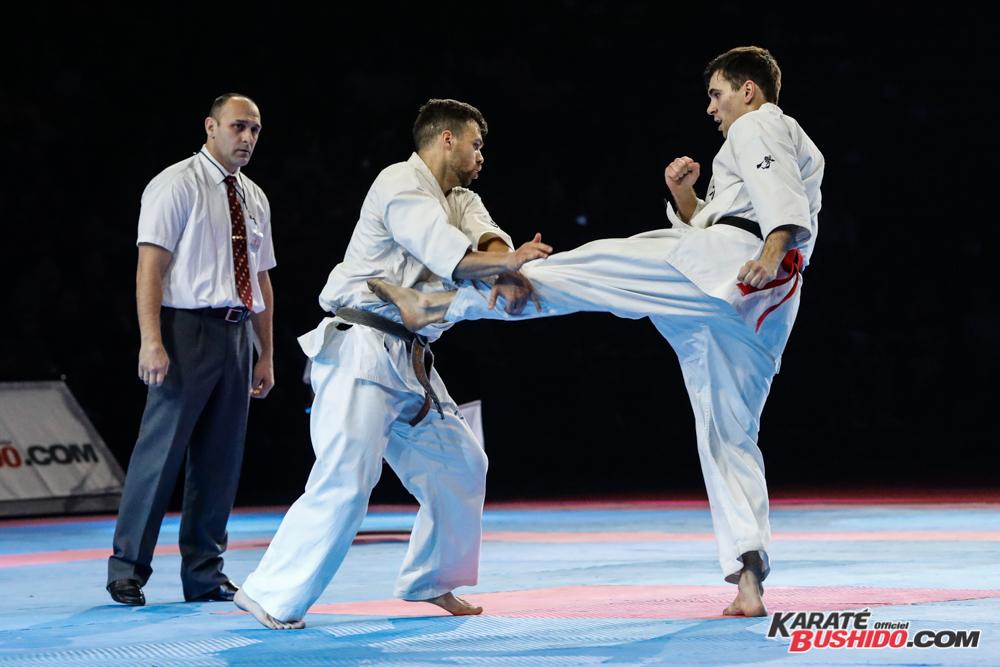Antonio Tusseau bat Marios Stefanou