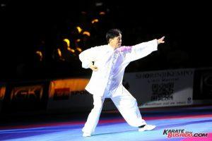 Démonstration de Bagua Zhang