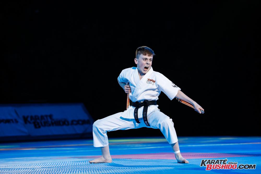 Max Miller (Irlande) pour le 8ème Challenge Bruce Lee