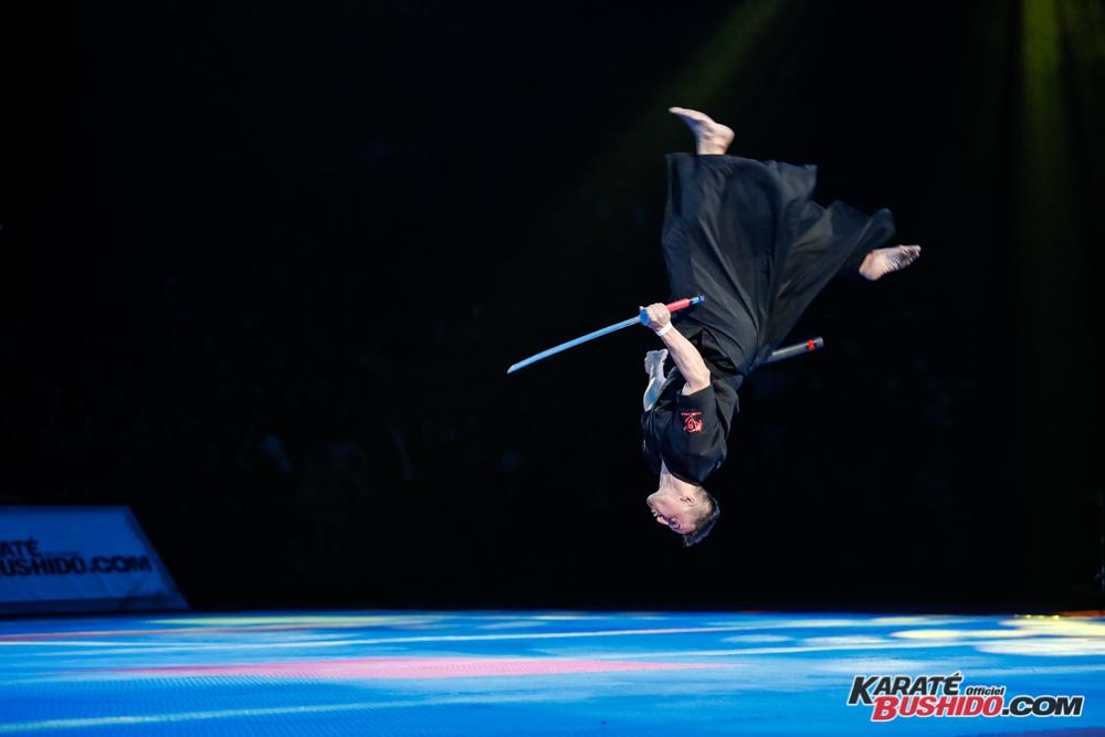 Roman Volak (Slovaquie) participe au 8ème Challenge Bruce Lee