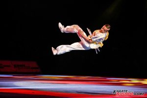 Casey Calaber (France) vainqueur du 8ème Challenge Bruce Lee