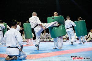 Combat de kyokushinkai