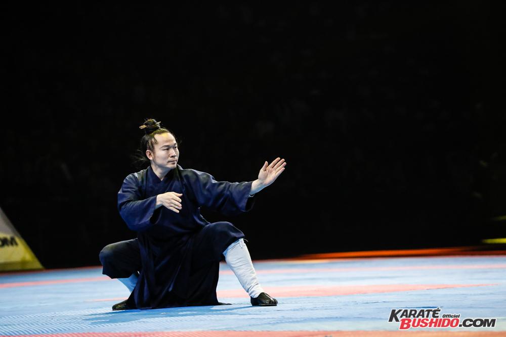 Démonstration de Kungu Fu Wudang