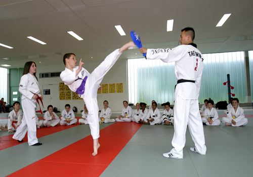 CREDIT: JOHANN VAYRIOT/ KARATE BUSHIDO IMAGE: LUDOVIC VO - CLUB CERGY LE HAUT-  20/05/05-LARGEUR
