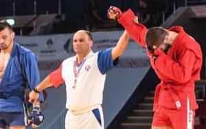 Bucarest 2018 World Championships final